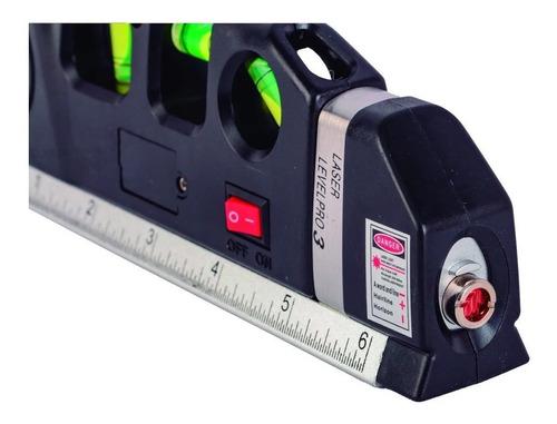 Nível a Laser Level Pro 3 -Trena - It Blue