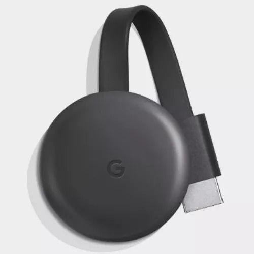 Novo Google Chromecast 3 Hdmi 1080p