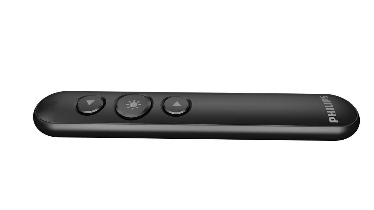 Passador de Slides Apresentador Sem Fio SPT9404 Philips