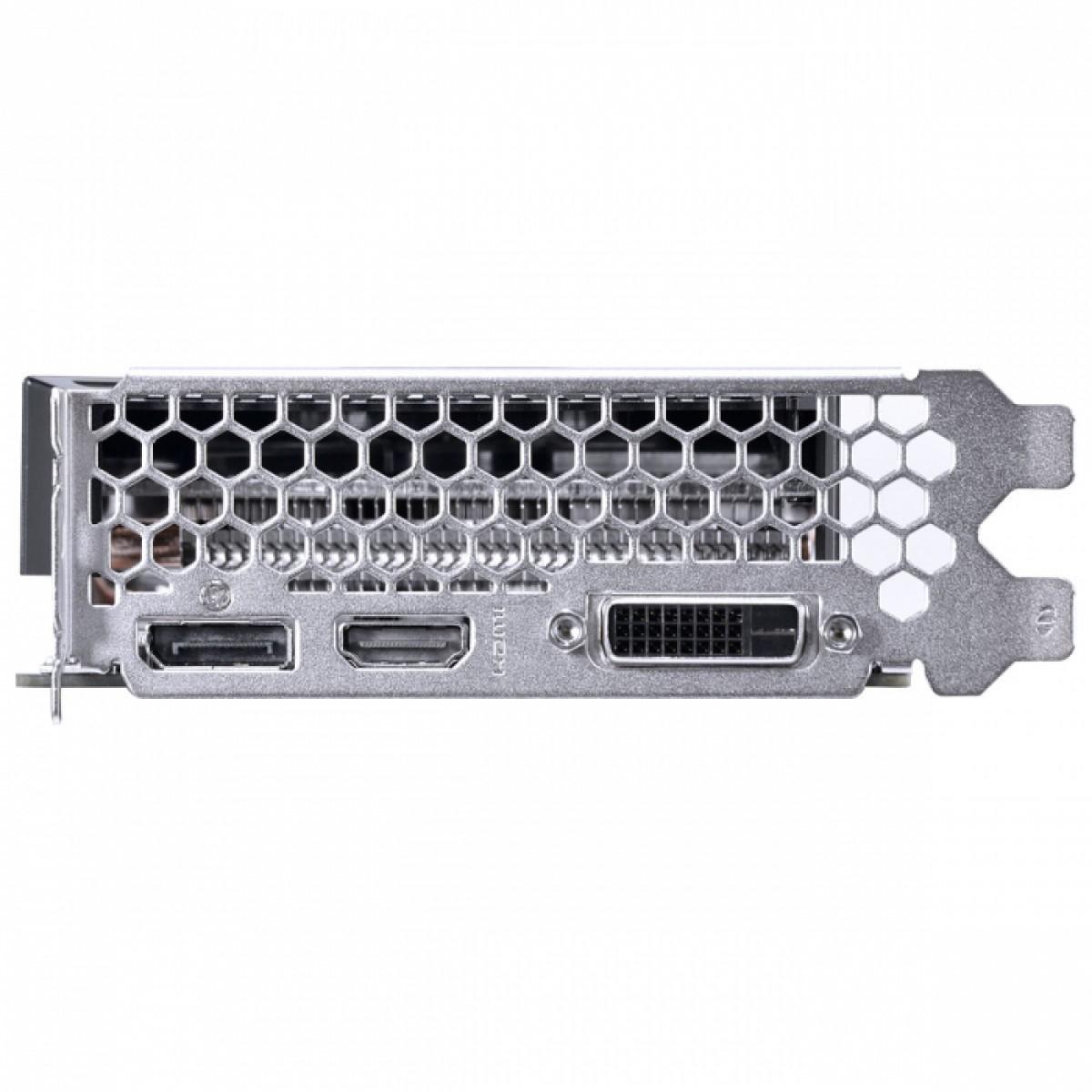 Placa de Vídeo Geforce GTX 1660 OC GDDR5 6GB - PCyes