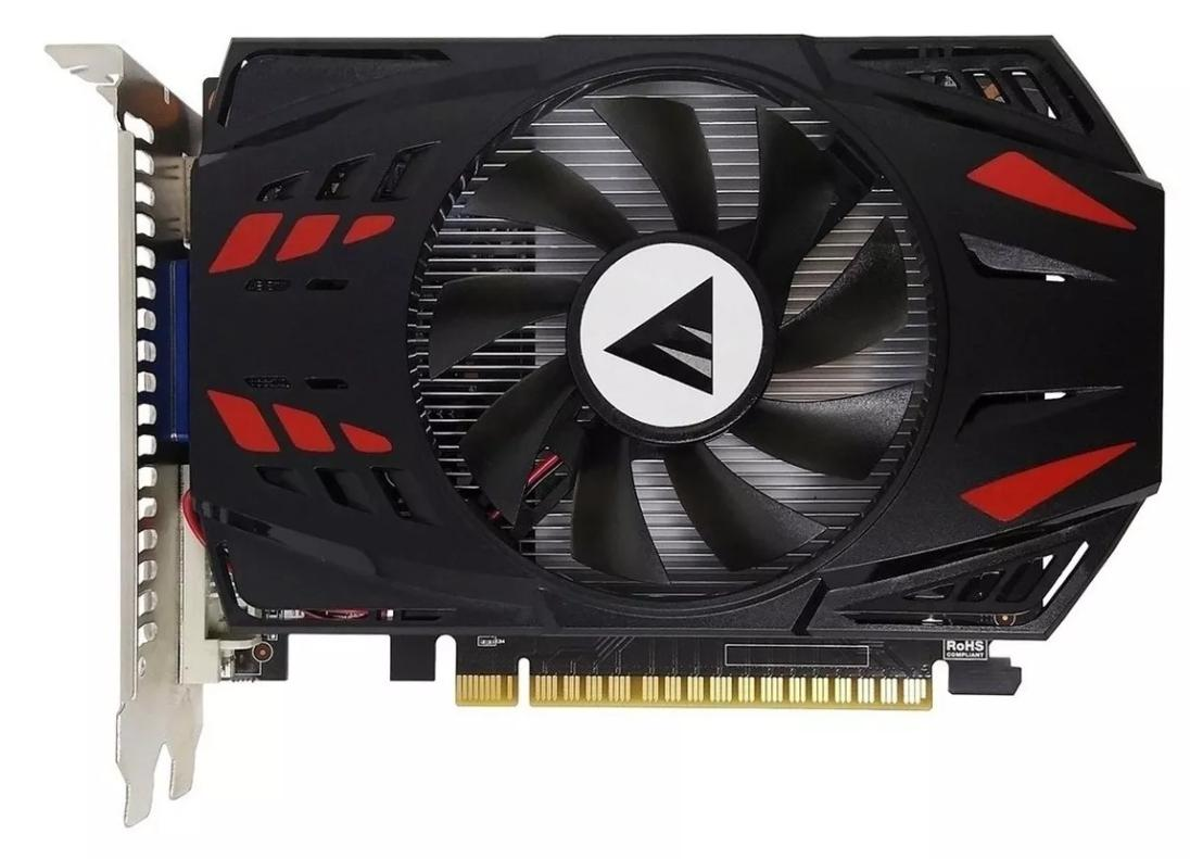 Placa de Vídeo GPU Geforce GTX 750 Ti - Bluecase