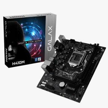 Placa Mãe H410M LGA 1200 32GB DDR4 - Galax