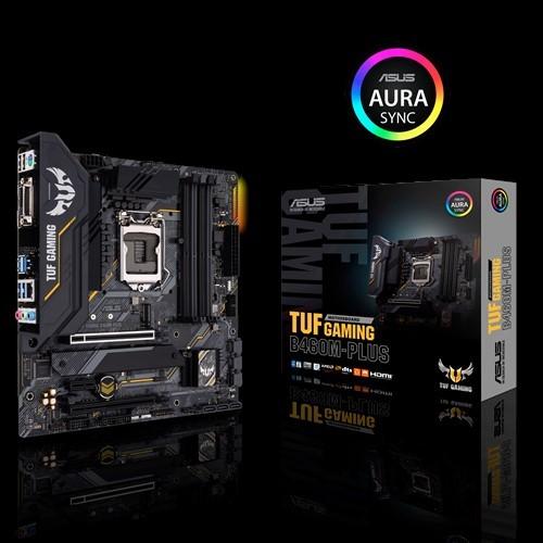 Placa mãe TUF Gaming B460M-Plus - Asus