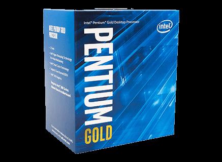 Processador Intel Pentium Gold G5400 3.7GHz