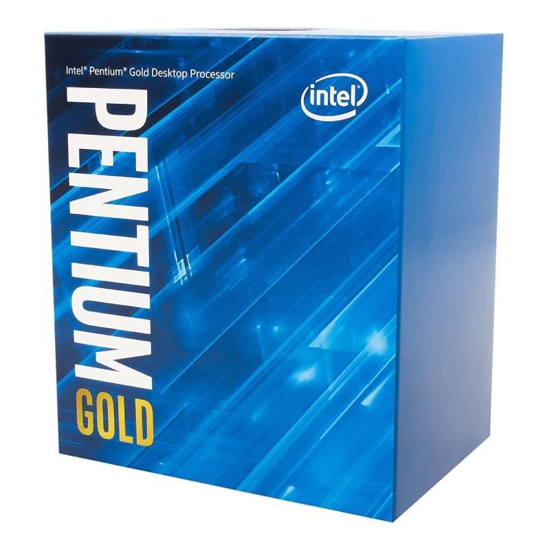 Processador Pentium Gold G6400 LGA 1200 - Intel