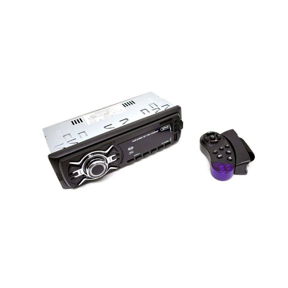 Rádio Automotivo Bluetooth 60w X4 Usb Sd Aux Quick Charger Kp-c30bh