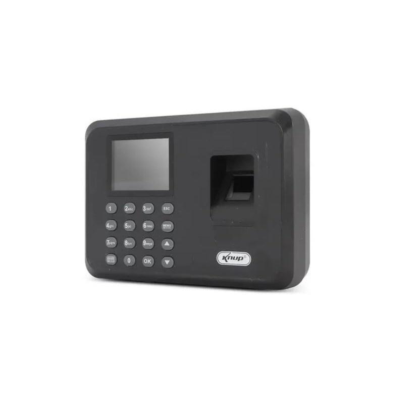 Relógio De Ponto Biométrico Impressão Digital Eletrônico knup kp-1028