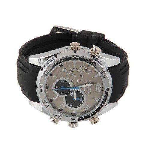 Relógio de Pulso Espião FullHD - Filma e Tira Fotos - 8Gb