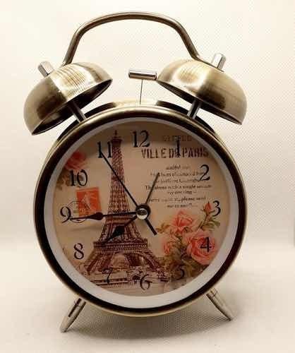 Relógio Despertador de Mesa LE-8122 Lelong