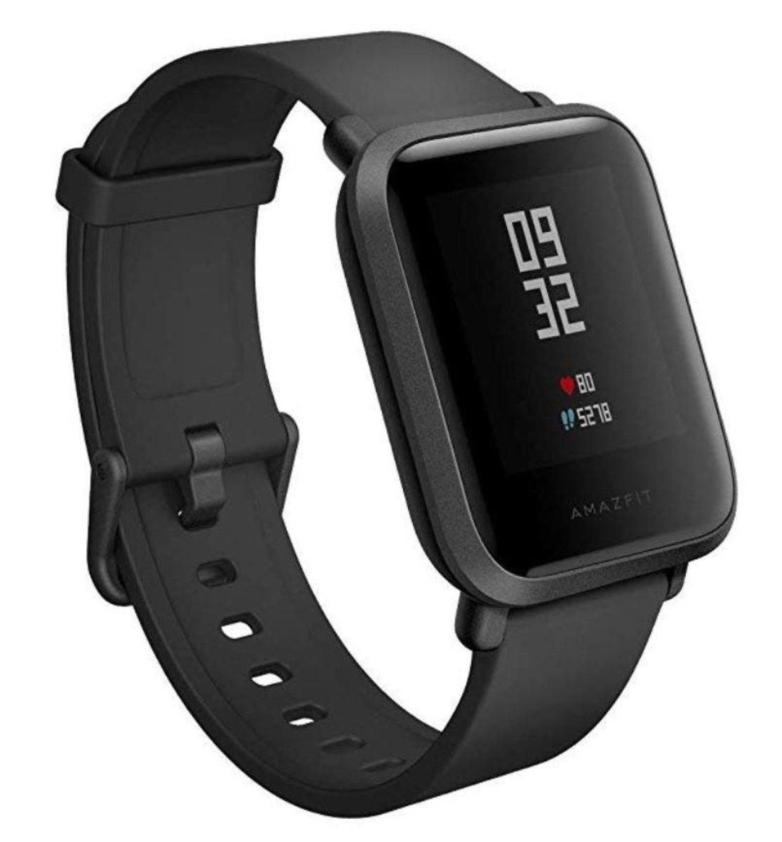 Relógio Inteligente Smartwatch IP68 Xiaomi Amazfit Bip Lite
