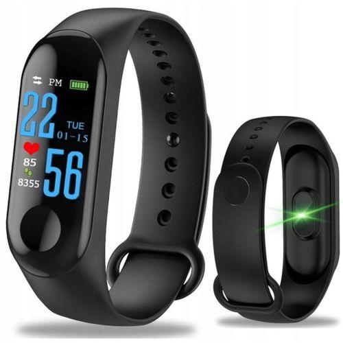Relógio Smartband Pulseira Inteligente Bluetooth Monitor Cardíaco MTR-06