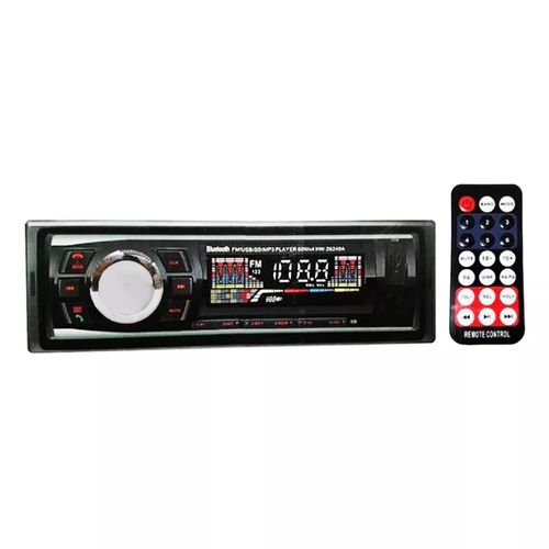 Som Automotivo Mp3 Com Usb Radio Sd Carro Visor Lcd Hw-26249