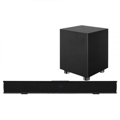 Soundbar 165W Bluetooth Radio FM com entrada Usb/Sd Hoopson Sw-001