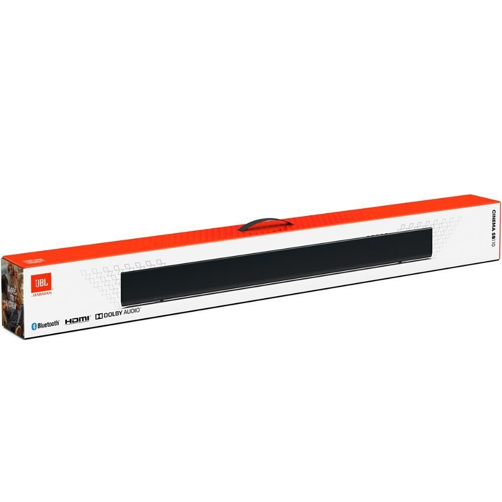 Soundbar Cinema Bluetooth Bivolt SB110 - JBL