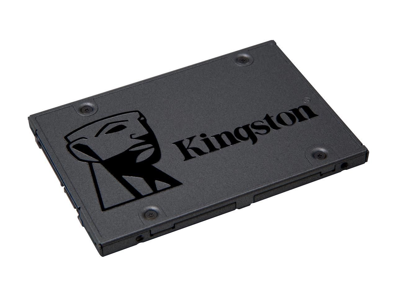 Ssd 120gb Sata 3 Kingston A400