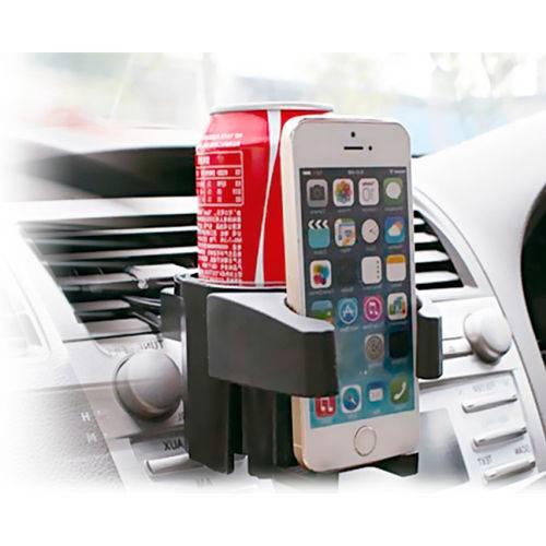 Suporte De Celular E Bebidas Tomate Mtg-036 Veicular