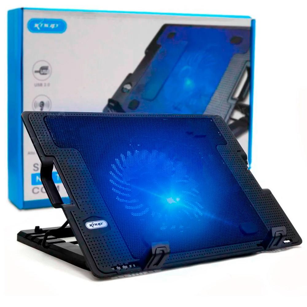 Suporte Para Notebooks Com Cooler Knup Kp-9012