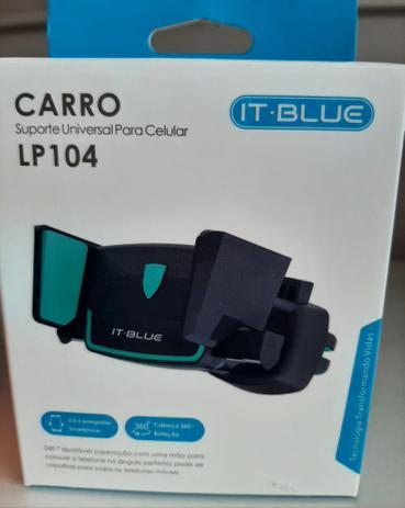 Suporte Veicular Para Saída De Ar IT-BLUE LE-LP104