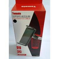 Suporte Veicular Para Tablet Encosto de Cabeça Tomate Mtg-038