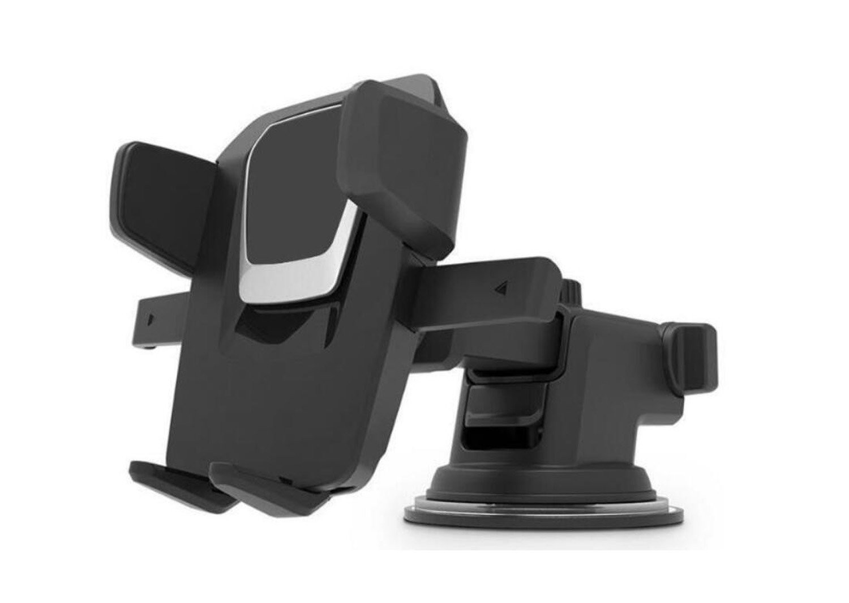 Suporte Veicular Universal Para Celular Silicone Sucker 360°