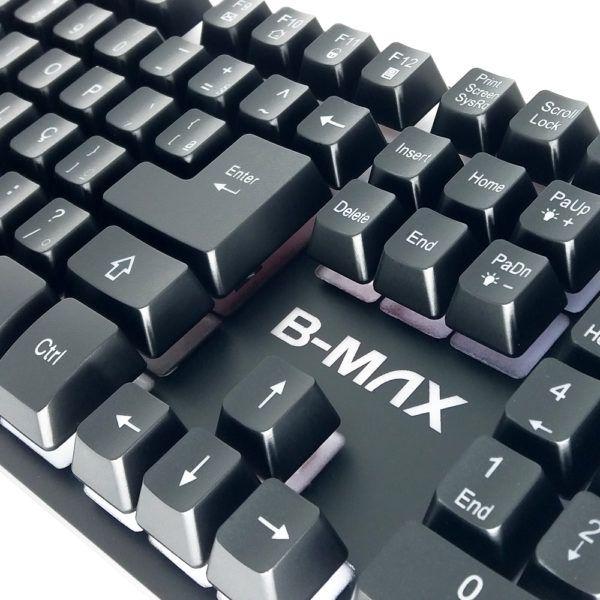 Teclado Gamer Com Fio B-Max BMT06