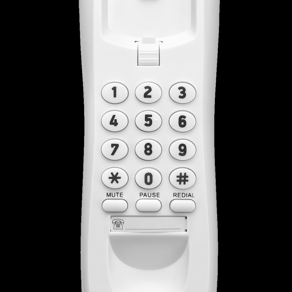 Terminal Dedicado para Interfone Branco TED100 Elgin