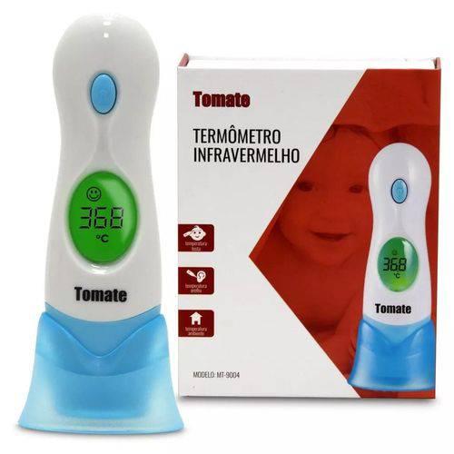 Termômetro Infravermelho MT-9004 Orelha e Testa
