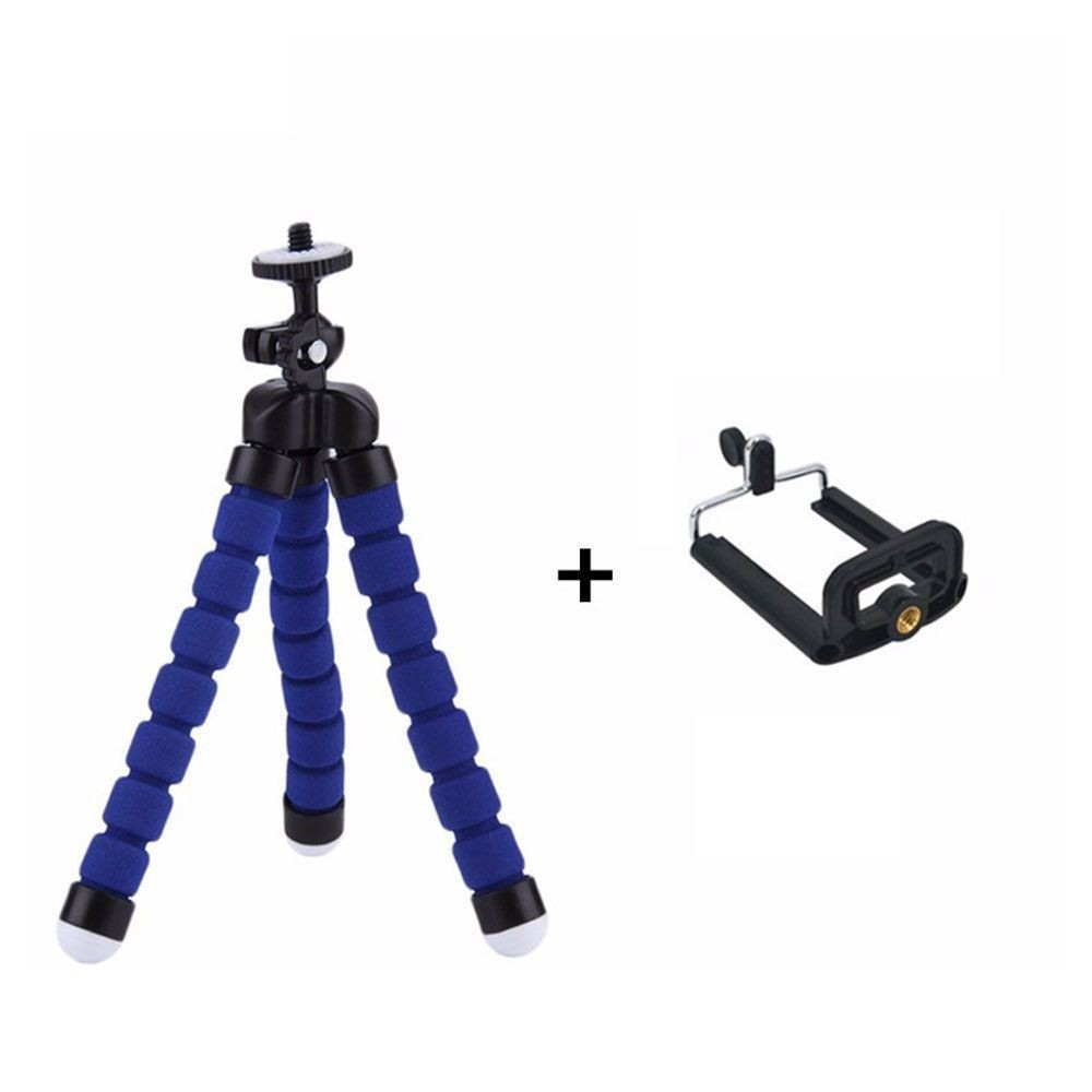 Tripé de Alta Flexibilidade 16cm p/ Celular LE-032 - It.Blue