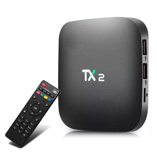 TX 2 - TV Box UltraHD 4K