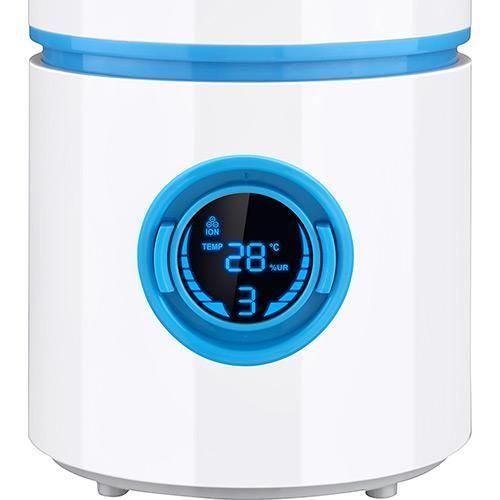 Umidificador de Ar Digital 2,5 Litros Smart Elgin