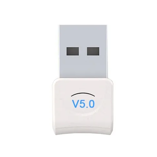 Adaptador USB Bluetooth  5.0 Dongle Para Computador PC