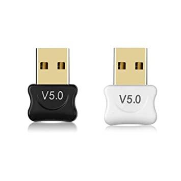 Adaptador Usb Bluetooth Para Computador PC - Bluetooth 5.0 Dongle