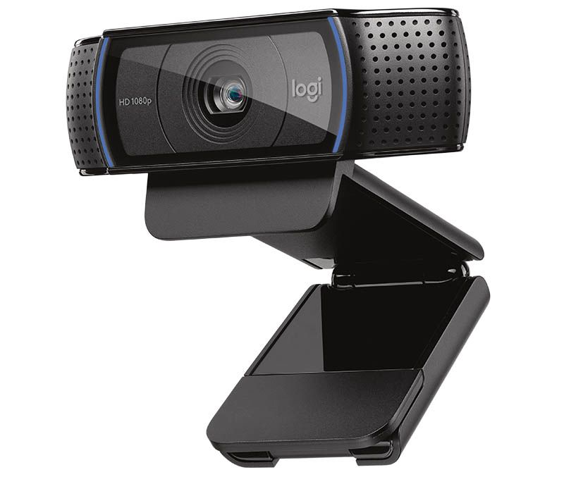 Webcam FullHD Logitech C920
