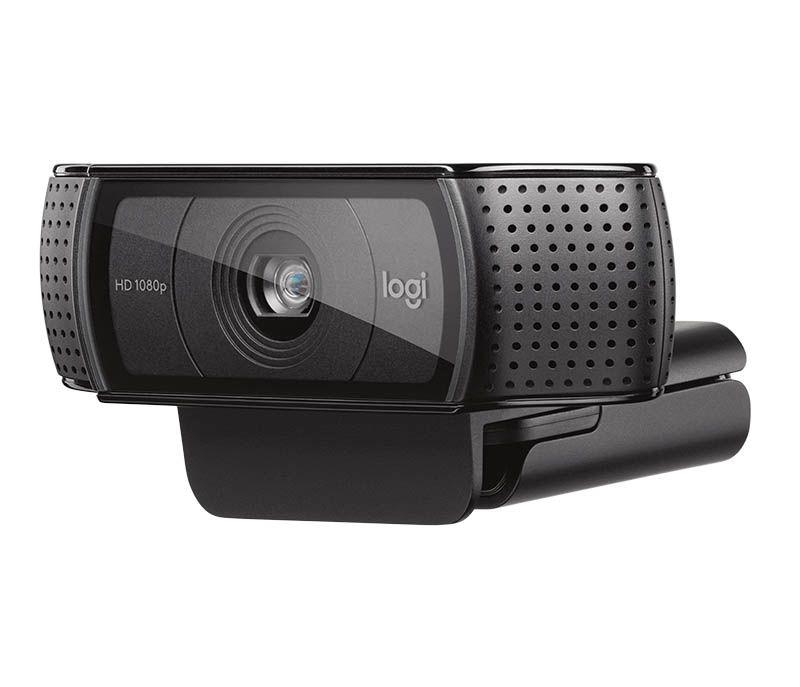 Webcam FullHD Logitech C920