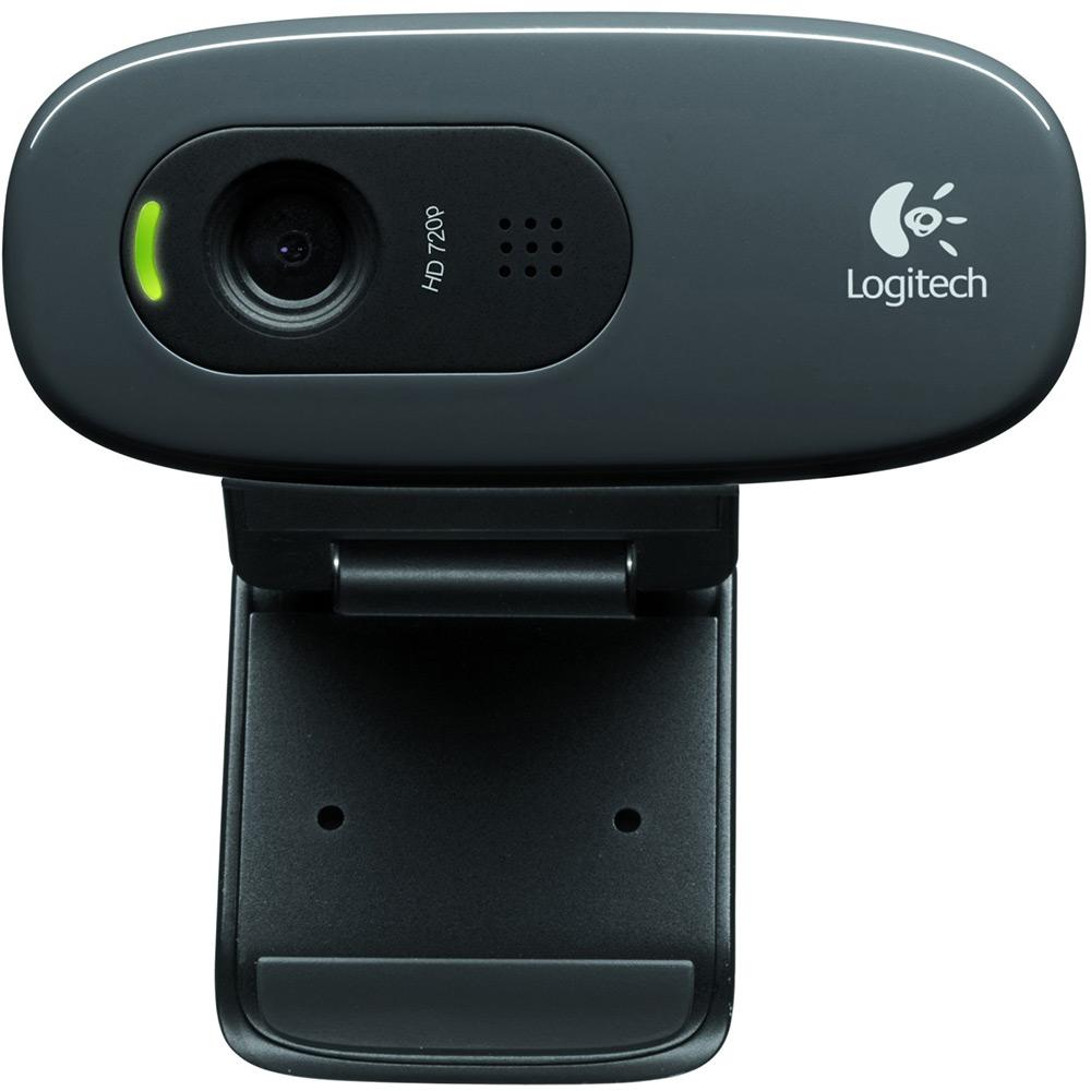 Webcam HD 720p USB C270 Logitech