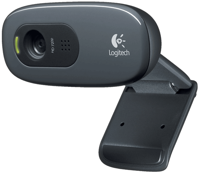 Webcam HD 720p USB C270 Logitech
