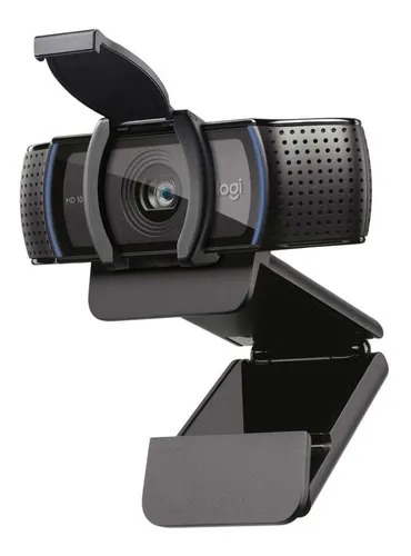 Webcam Logitech C920s Pro Full Hd 1080p Com Microfone Duplo