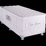 Casa Blanca Magnético, Infravermelho Longo  0.88 x 1.88 x 0.70 com Vibromassagem e Base Box