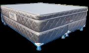 Classic Premium 1.63 x 2.03 x 0.60 com Vibromassagem e Base Box (King)