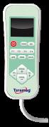 Controle Com Fio do sistema vibro-massagem e energia quantica  para colchão casal e fonte alimentadora de energia