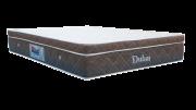 Colchão Dubai casal Convencional 1,38 x 1,88 x 25 cm