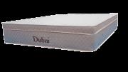 Colchão Dubai casal Molas  Pocket 1,38 X 1,88 X 25 CM