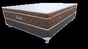 Cama unibox Dubai 1,38 x 1.88 x 55 cm  com Massagem