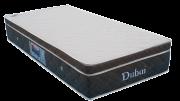 DUBAI CONVENCIONAL com Vibro massagem Solteirão  0,88 x 1,88 x 25 cm