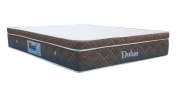 Colchão Dubai Convencional Queen Size 1,58 x 198 x 25 cm de altura