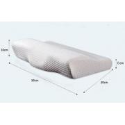 Travesseiro contour soft com infra vermelho longo Dimensões 0,60 x 0,40 x 0,11 x 0,07