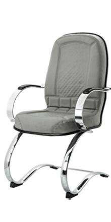 Cadeira Secretária executiva  com pés Fixos