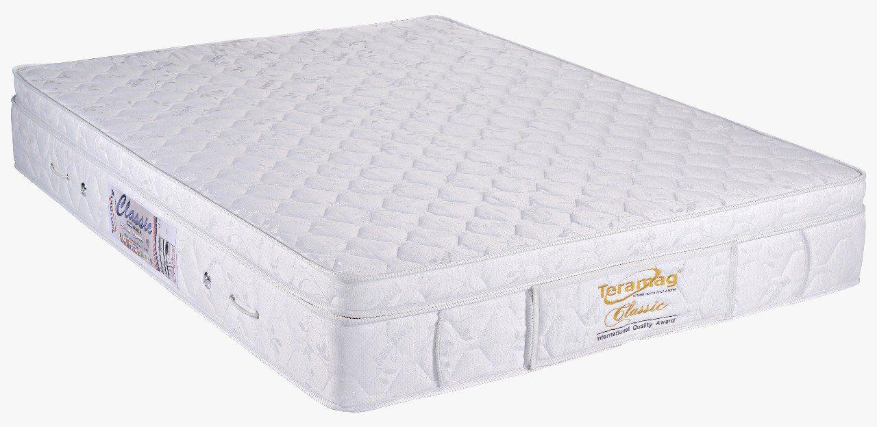 Classic Premium Promoção Relâmpago 1.38 x 1.88 x 0.30 com Vibromassagem + Bônus de 02 travesseiros + Nome do Casal personalizado no Colchão Promoção por tempo e estoque limitado
