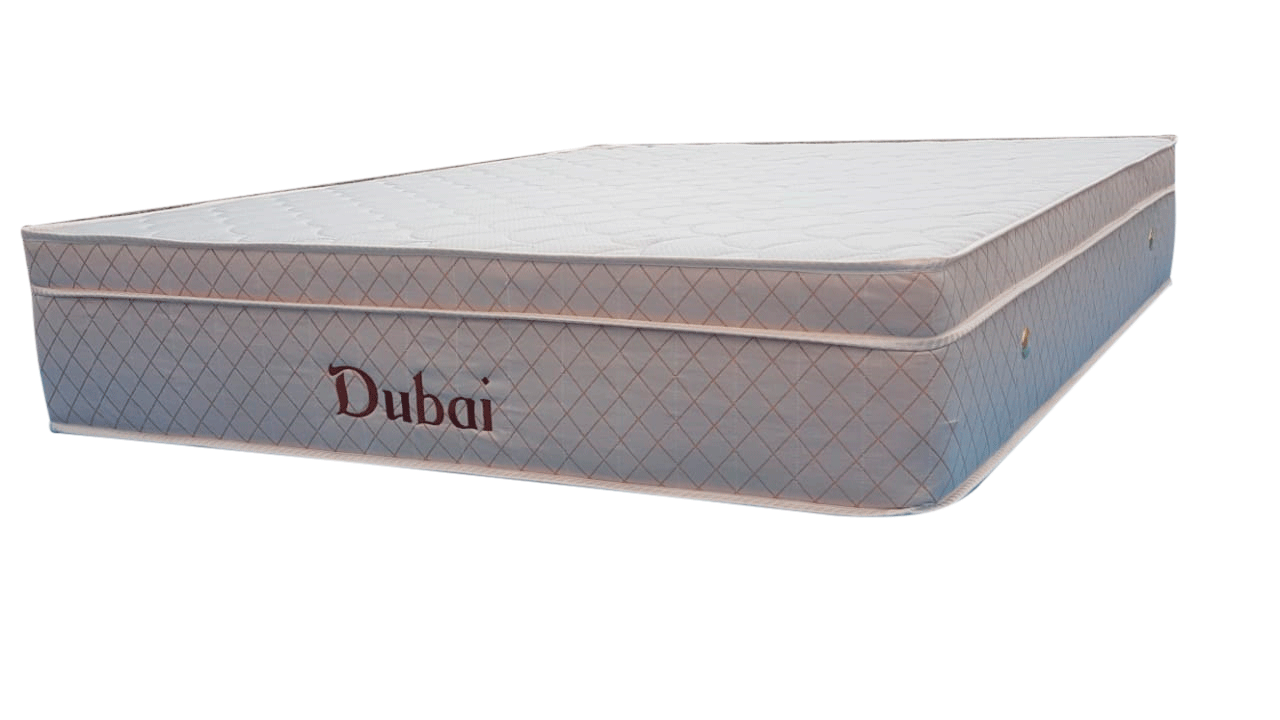 Colchão Dubai casal Magn Infra com vibro massagem 1,58 X 1,98 X 23 CM