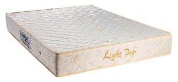 Exclusive, 01 colchão colors, 01 colchão light  pop, 02 cama baú abertura lateral e divisória interna  todos nas medidas 1.38 x 1.88 e com vibro massagem 04 travesseiros brinde